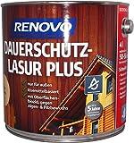 Dauerschutzlasur Holzlasur 4 L Lärche Renovo