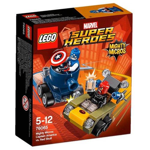 Preisvergleich Produktbild LEGO Marvel Super Heroes - Mighty Micros