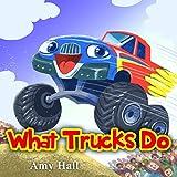 Best Toddler Truck Books - What Trucks Do: Review