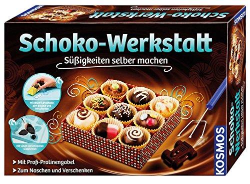 KOSMOS 676018 - Schoko-Werkstatt