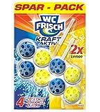 WC Frisch Kraft Aktiv Lemon Sparpack, 1er Pack (1 x 2 Stück)