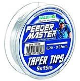 Light Feeder-/Method Feeder Line, 200 m, Gr. 0,25
