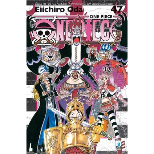 One Piece. New Edition: 47