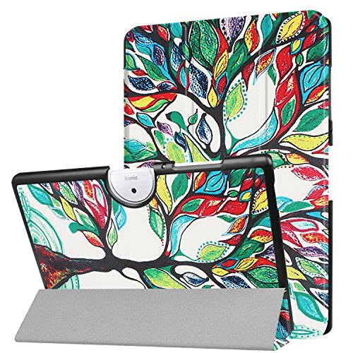 cover tablet acer iconia one 10 VOVIPO Acer Iconia One 10 B3 A40 Tablet Custodia