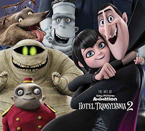 The Art and Making of Hotel Transylvania 2. par Brett Rector
