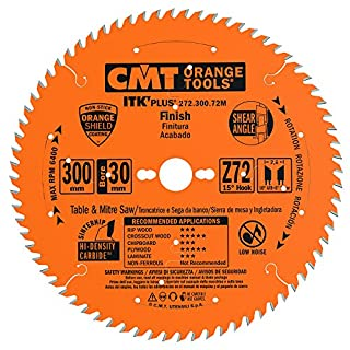 CMT Orange Tools 272,300,72 m scie circulaire (ultra itk) 300 x 30 x 2,4 z 72