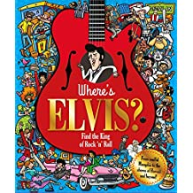 Where's Elvis?: Find the King of Rock 'n' Roll (Lavish Gifts Hobby)