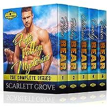 Fate Valley Mysteries: Bear Shifter Romance