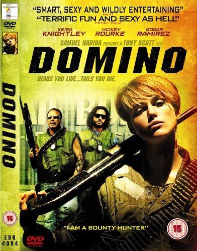 Domino [DVD] by Keira Knightley