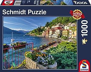 Schmidt Spiele 58303 Puzzle Puzzle - Rompecabezas (Puzzle Rompecabezas, Paisaje, Adultos, Hombre/Mujer, 12 año(s), 693 mm)