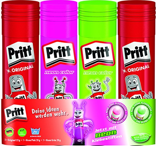 Pritt Klebestift...