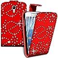 Baba Essentials 4u Samsung Galaxy S4 I9500 Rot für Schutzetui mit Displayschutz und stylus pen von baba auf Lampenhans.de