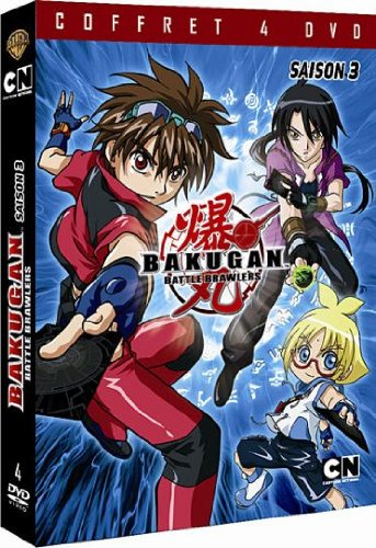 Bakugan battle brawlers, saison 3 [FR Import] (Bakugan Brawlers-serie Battle)