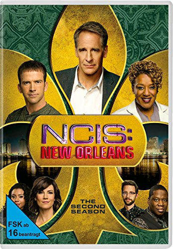 NCIS: New Orleans - Season 2 [6 DVDs]