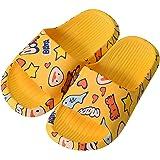 Chanclas Niña Niño Zapatos de Playa y Piscina Sandalias y Chanclas Verano Antideslizante Zapatillas de casa Interior baño Zap