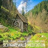 Schwarzwald Meditation: Besser schlafen. Gelassener handeln. Länger leben