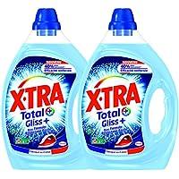 X Tra Gliss + Lessive Liquide 1,95 L -
