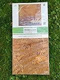 NEU Kork (30 x 60 x 3 mm), Korkboden, Wandkork, Bastelkork, Korkplatten, Fußboden, Dämmung, Unterlagskork, COIMBRA