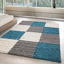 Teppich türkis  Suchergebnis auf Amazon.de für: wohnzimmer teppich türkis