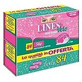 Lines Intervallo Velo Disteso Proteggi Slip - 84 Pezzi immagine