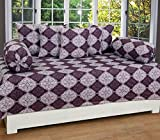 #10: Diwan Set of 8 pieces, checkered, Platinum Series