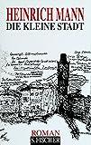 Die kleine Stadt: Roman (Heinrich Mann, Gesammelte Werke in Einzelbänden) - Heinrich Mann
