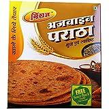 Miraj Ready to eat Ajwain Paratha - Pack of 16