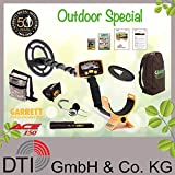 Garrett ACE 150 Metalldetektor Outdoorpack mit Garrett Pro Pointer
