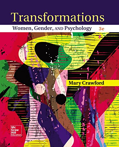 Transformations: Women, Gender and Psychology (English Edition) por Mary Crawford