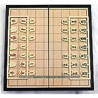 Masters Juego de Viaje magnético de Shogi (Ajedrez Japonés) - 25 cm