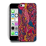 Best 5c Case Protective - Snoogg Abstract Multicolor Leaves Designer Protective Phone Back Review