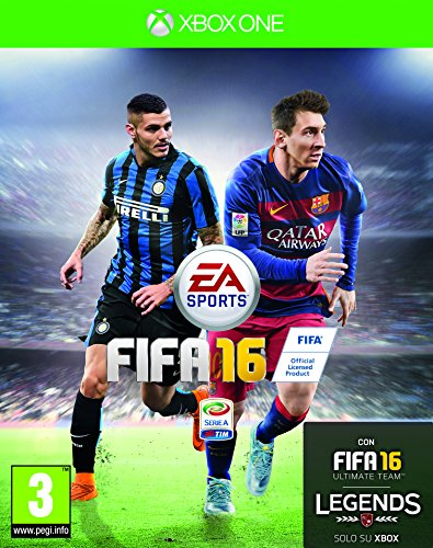 Fifa 16 [Importación Italiana]