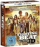 DVD Cover 'Fighting Beat 1-3 - Die Komplettbox mit allen 3 Teilen [3x Blu-ray 3D + 2D Version]