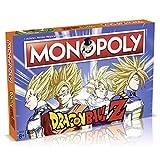 Dragon Ball - Z Monopoly Z Jeu de Stratégie, 3700126909962, Multicolore