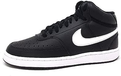 Nike Wmns Court Vision Mid, Scarpe da Basket Donna