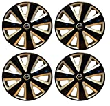 #3: Hotwheelz Premium Sporty 13inch Dual Color Wheel Cover For Chevrolet Spark