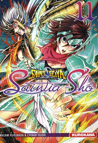 Saint Seiya - Les Chevaliers du Zodiaque - Saintia Shô - tome 11 (11)