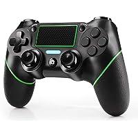 JAMSWALL Controller Wireless per PS4, Gamepad Bluetooth per Playstation 4 Controller di Gioco Wireless Doppio Shock a…