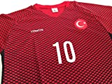 Türkei Türkiye Fussball Herren T-Shirt Trikot Fußball EM 2016 (M)