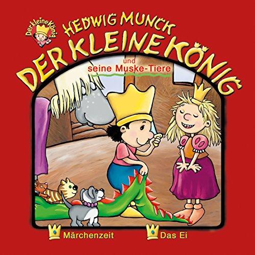 Tier-media-karussell (07: Der kleine König und seine Muske-Tiere)