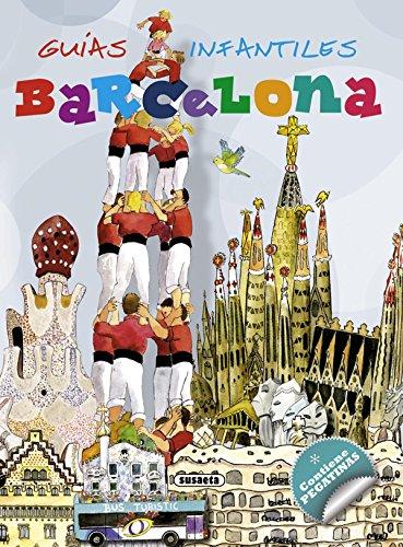 Barcelona (Guías infantiles) - 9788467715187 por Cristina Falcón Maldonado