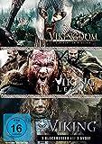 Wikinger-Box: Viking, Vikingdom & Viking Legacy  (3 DVDs)