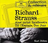 Strauss: Also Sprach Zarathustra Don Jua...