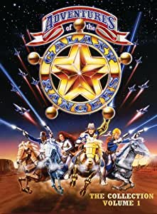 Adventures of the Galaxy Rangers Collection 1 [Import USA Zone 1]