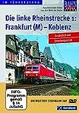 Linke Rheinstrecke 1,die:Frankfurt (M)-Koblenz [Import allemand]