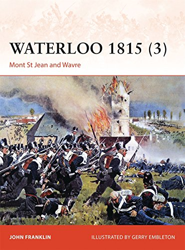 Waterloo 1815 (3): Mont St Jean and Wavre-