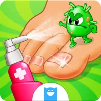 Crazy Foot Doctor - Children's Hospital Game