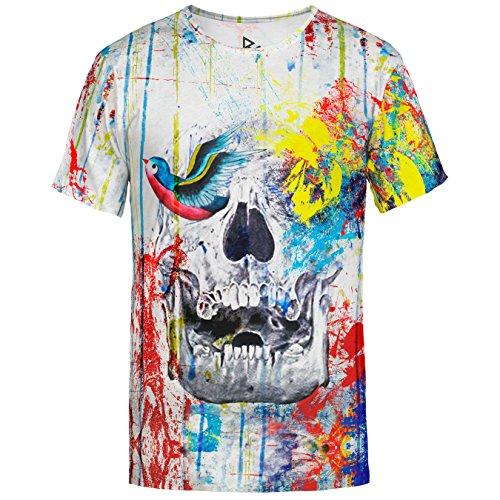Blowhammer - Camiseta de Hombre - Exploiting Nirvana - XS