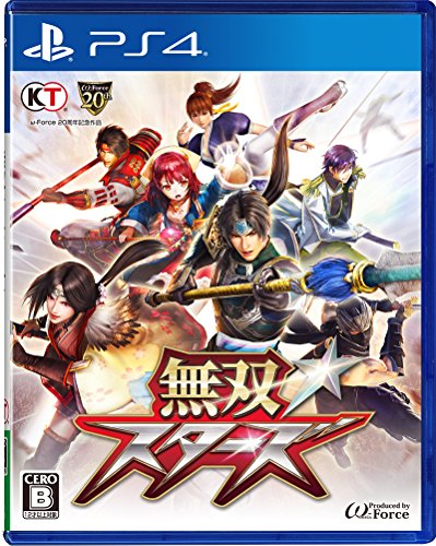 Price comparison product image Musou Stars - Standard Edition [PS4][Japan import]