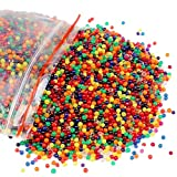6000 x Mischfarben kristallwassergels bördelt Jelly Wasserperlen (mischen)